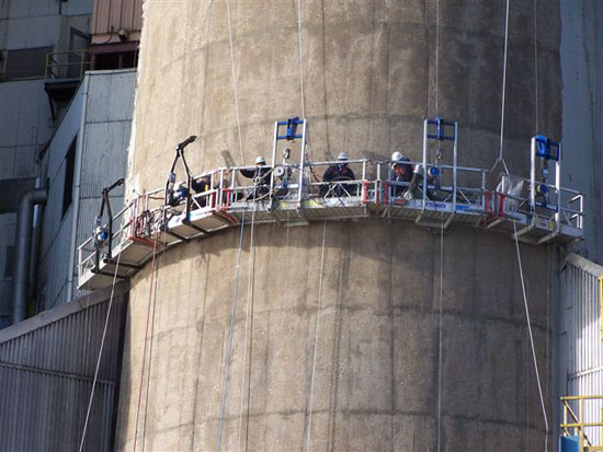 Industrial Silo Cleaning Services