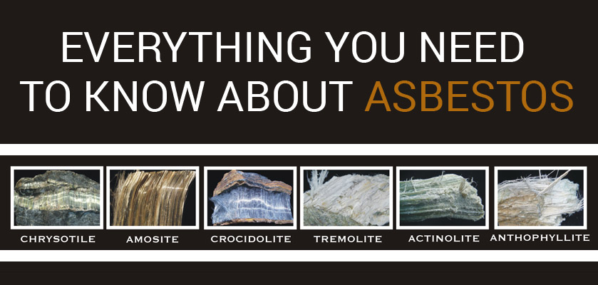 Everything You Need To Know About Asbestos