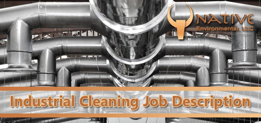 Industrial Cleaning Job Description