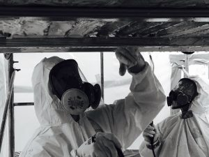 Identifying Asbestos Insulation